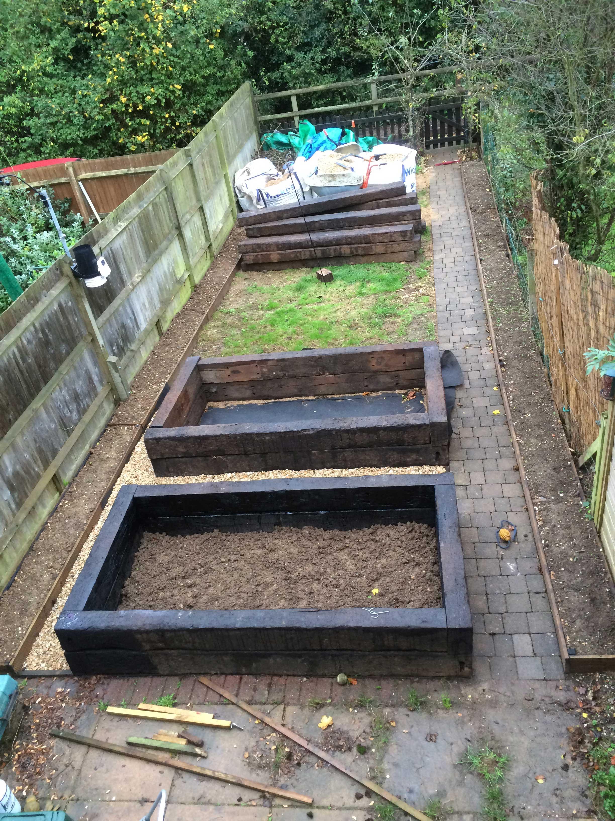 Full garden picture