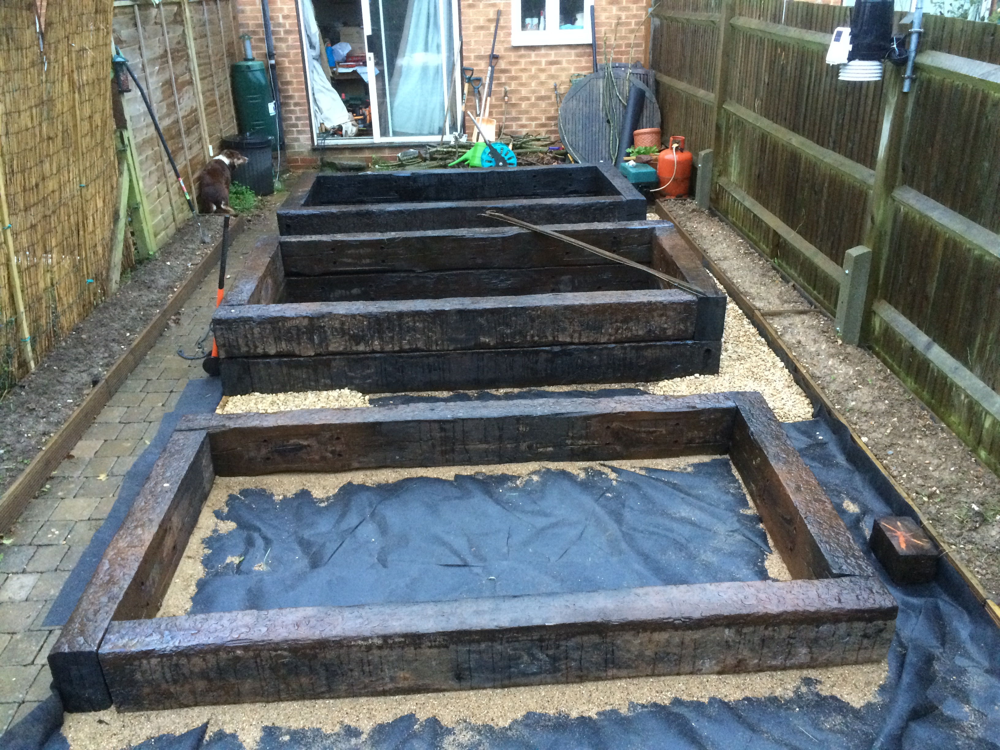 2.5 Raised Beds