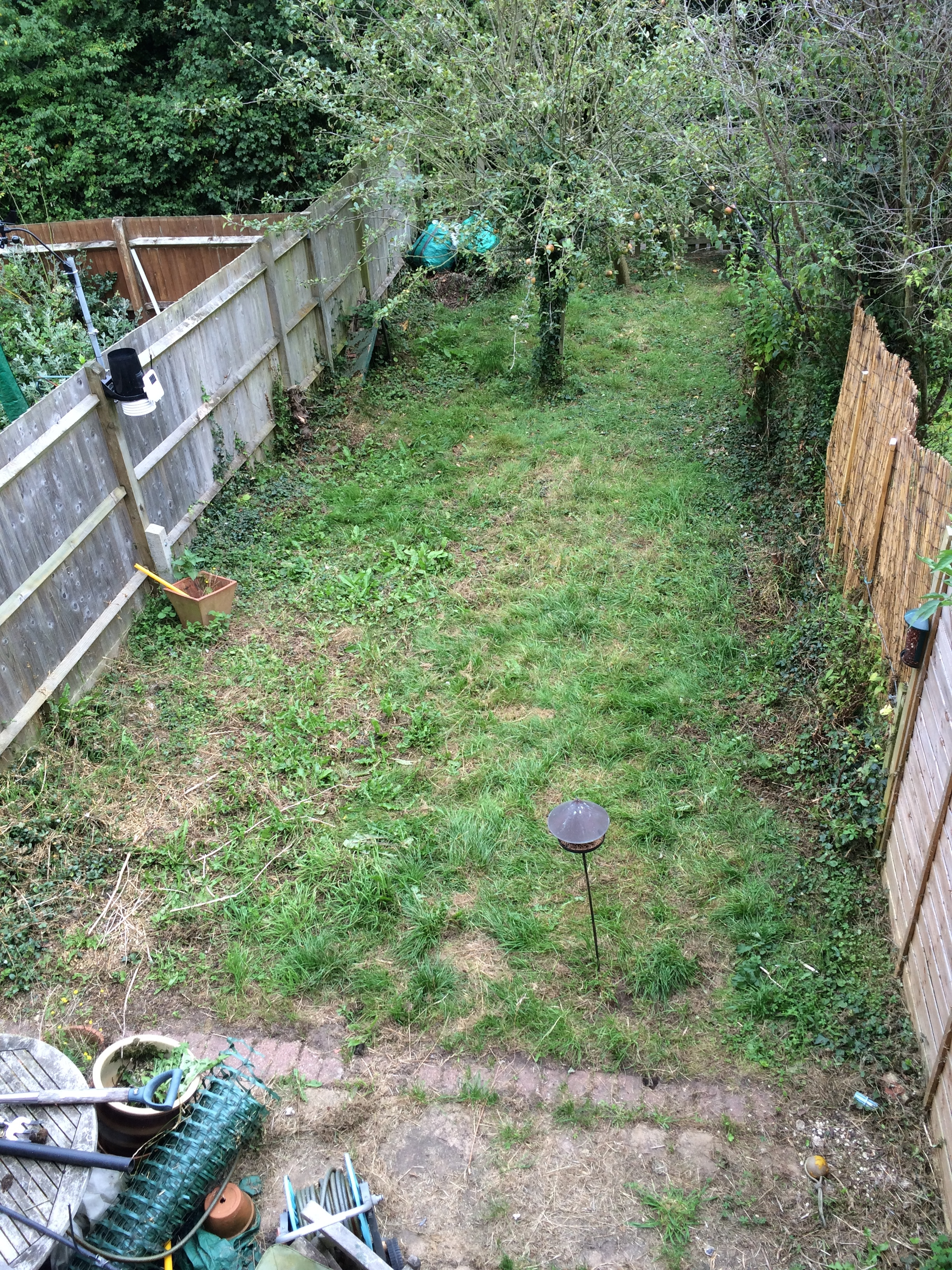 Garden now - Overview