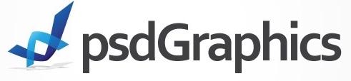 PSDGraphics Logo
